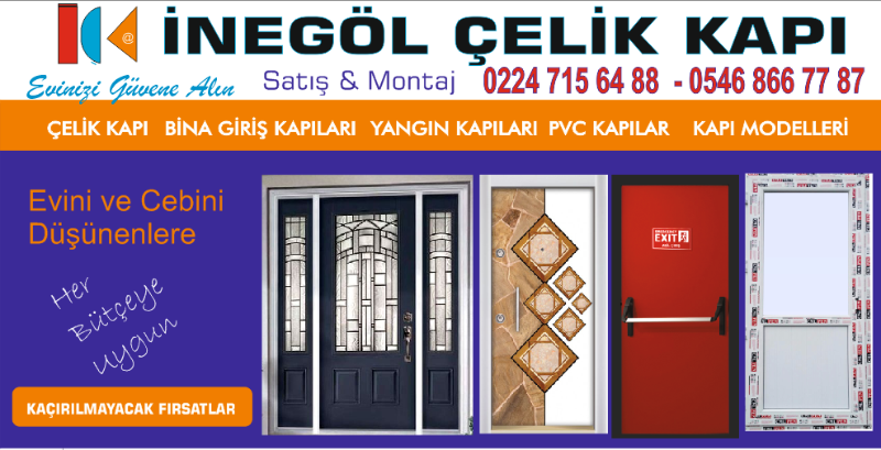 inegöl-çelik-kapı